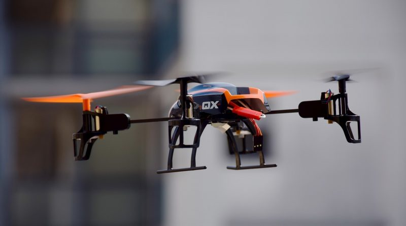 Drones being used to monitor WordCup